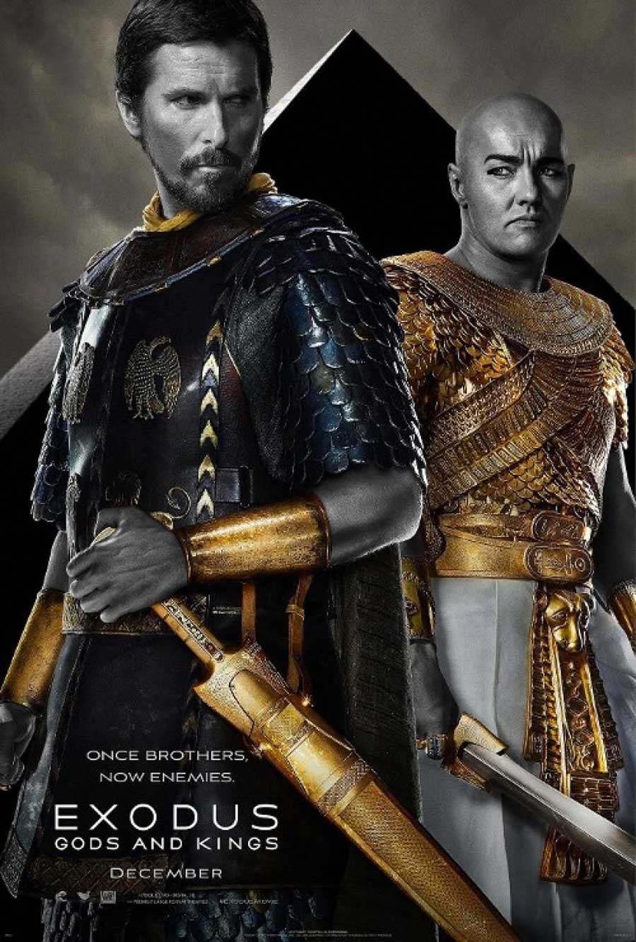 Poster for Exodus: Gods and Kings