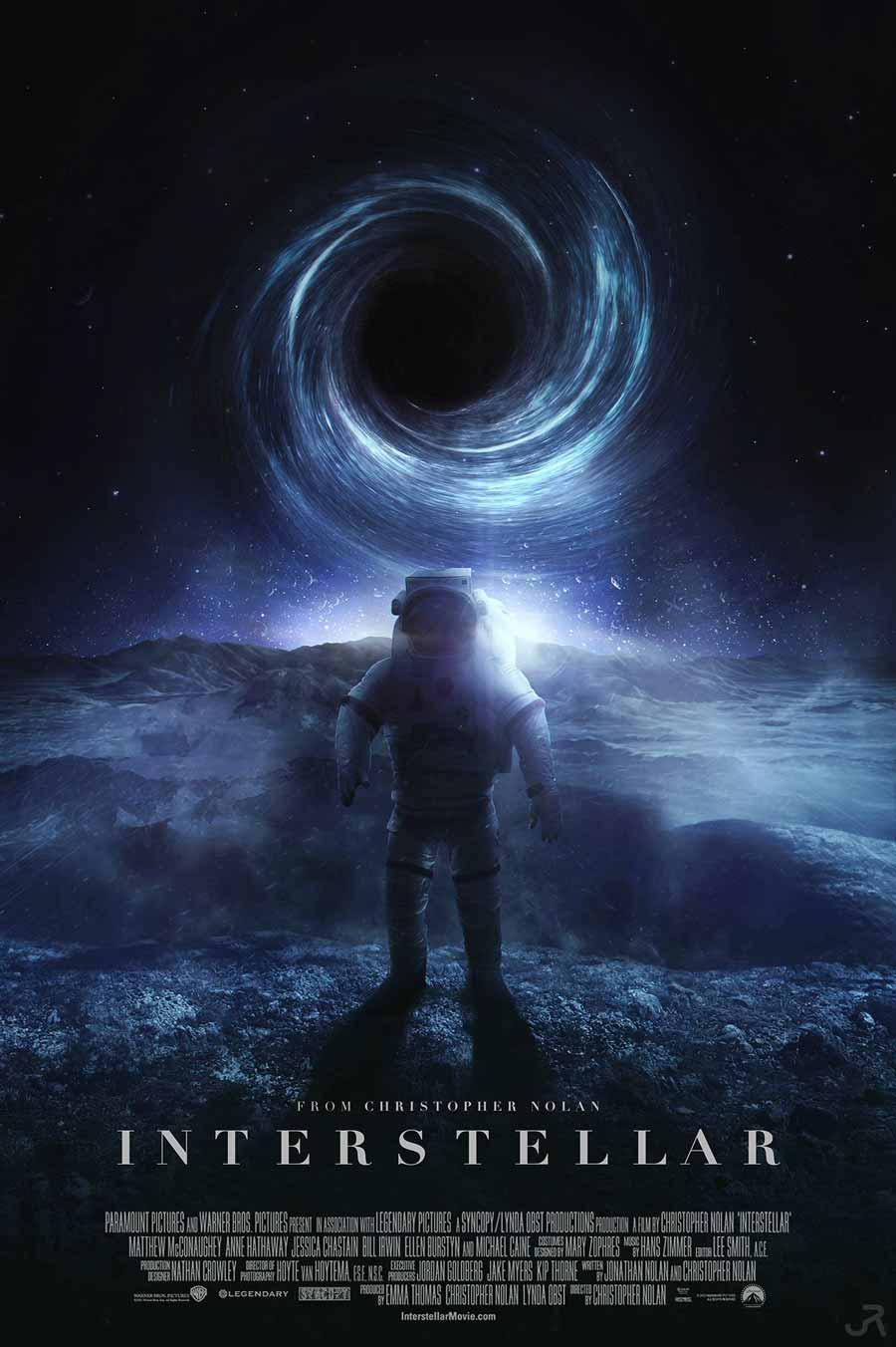 Poster for Interstellar