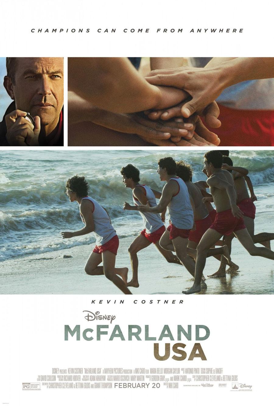 Poster for McFarland USA