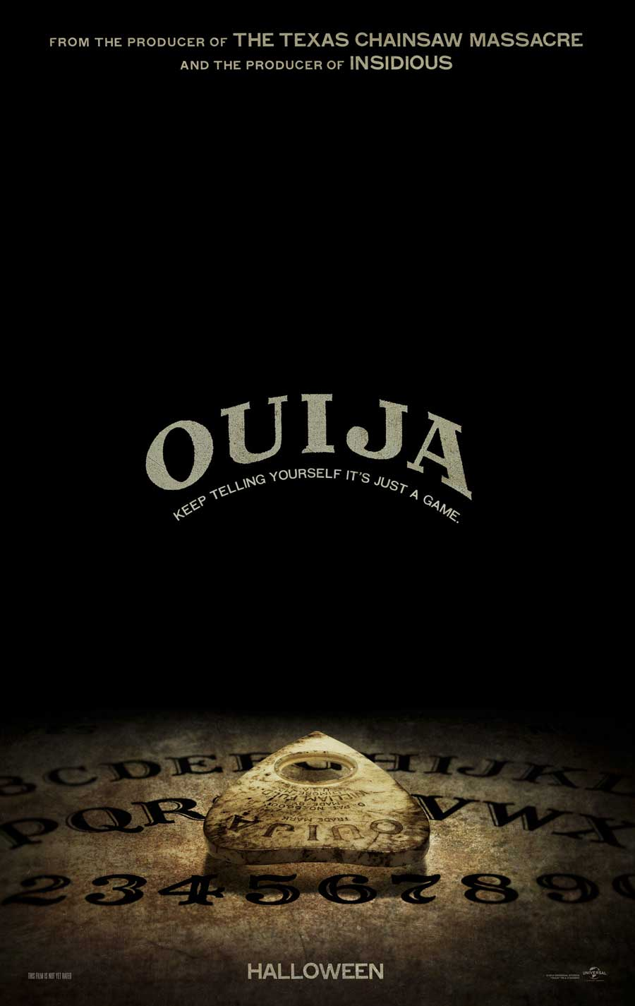 Poster for Ouija