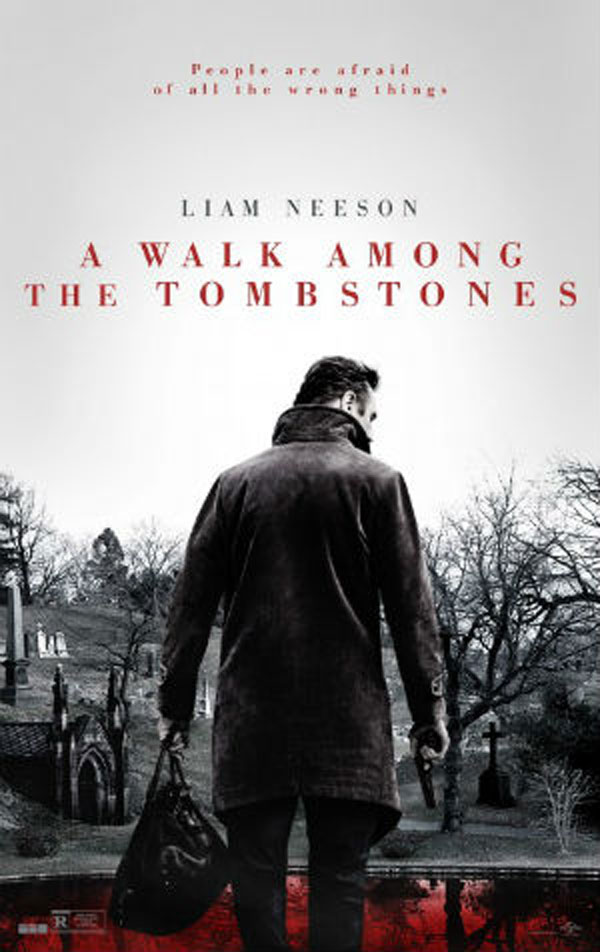 Poster for A Walk Among the Tombstones