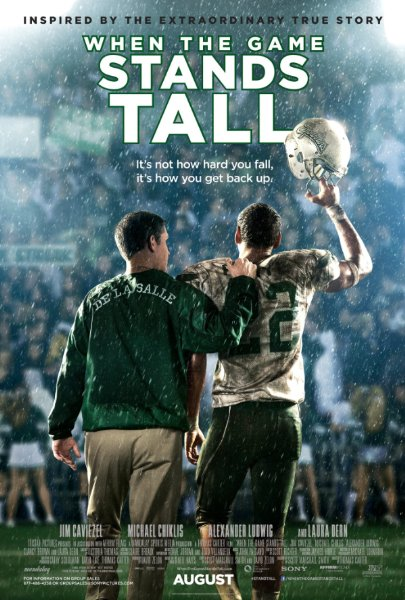 Poster for When The Game Stands Tall